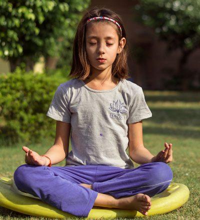 Kinderyoga in Alkmaar bij Yogaschool de Yogawereld