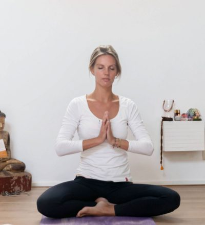 Meditatielessen in Alkmaar bij Yogaschool de Yogawereld
