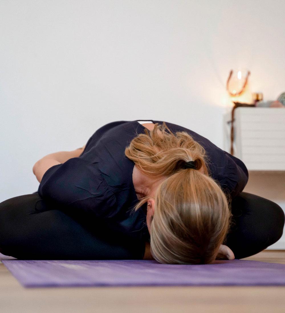 Yinyoga in Alkmaar bij Yogaschool de Yogawereld