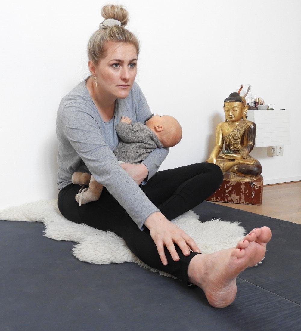 Mama & Baby yoga Alkmaar | de Yogawereld