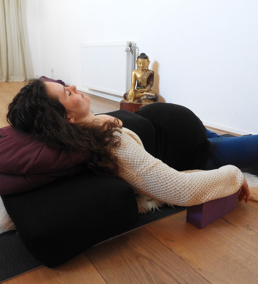 Zwangerschapsyoga Alkmaar | De Yogawereld